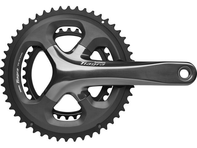 Shimano Tiagra FC-4700 Crank Set 50x34 10-delad black